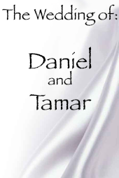 Daniel and Tamar's Wedding
