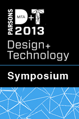 Design + Technology Symposium 2013