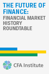 Future of Finance — Financial Market History Roundtable