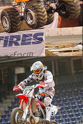 San Diego #2 SST  Monster Truck & SUPER Moto