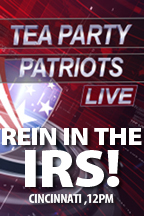 Rein In The IRS Rally - Cincinnati