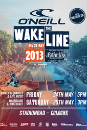 O'Neill Wake The Line 2013