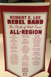 Lee High School Band Concert