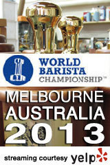 World Barista Championship 2013