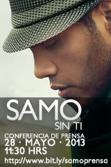 Conferencia de Prensa - Samo