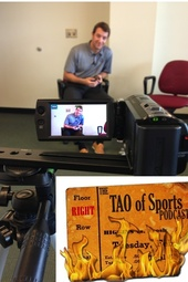 Tao of Sports Interview with Jarrod Simmons, Stadium Operations Manager, Jacksonville Suns Baseball