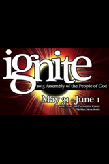 Ignite! 2013 Assembly of the People of God
