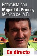 Entrevista con Miguel A. Prince