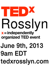 TEDx Rosslyn: Imagining the Future