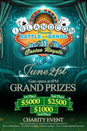 IslandCom Battle of the Bands
