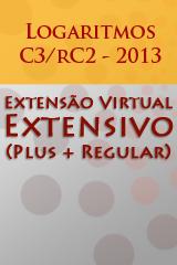 Extensivo - Logaritmos - C3/rC2