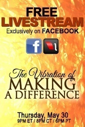The Vibration of Making a Difference