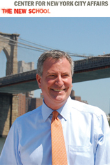 Laying the Foundation for Greatness: Bill de Blasio