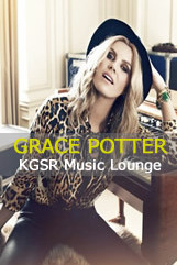 Grace Potter KGSR Music Lounge