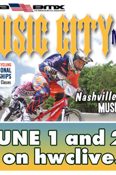 Music City BMX June 1 & 2