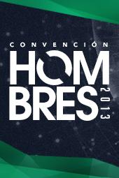 Convención de Hombres 2013