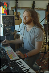 Cam 4: Studio (back)