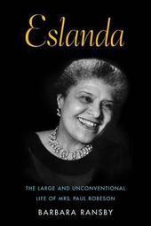Eslanda Book Talk and Signing w/ Dr. Barbara Ransby