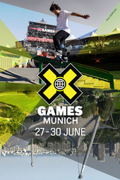 X Games Munich: Claire