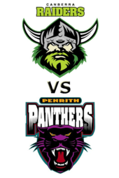 Raiders vs. Panthers