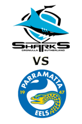 Sharks vs. Eels