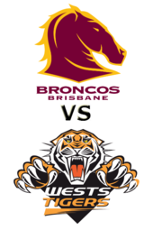 Broncos vs. Tigers