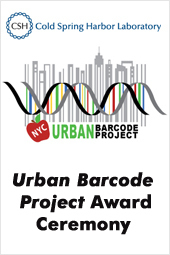 Urban Barcode Project Award Ceremony 2013