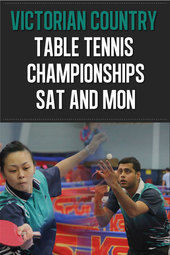 Victorian Country Table Tennis Championships