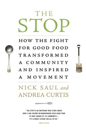 """The Stop"" author Nick Saul at News Café"