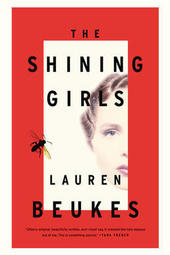Lauren Beukes signs THE SHINING GIRLS