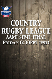 Country Rugby League - AAMI