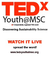 TEDXYouth at MSC