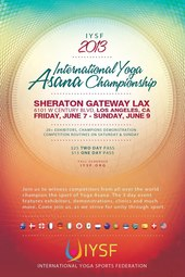 International Yoga Asana Championship