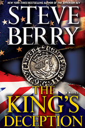 Steve Berry discusses THE KING'S DECEPTION