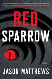 Jason Matthews discusses RED SPARROW