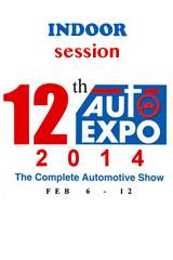 AUTO EXPO 2014 Indoor