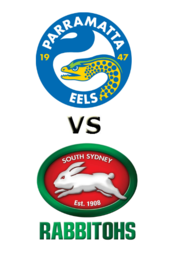 Eels vs. Rabbitohs