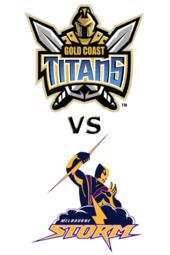 Titans vs. Storm