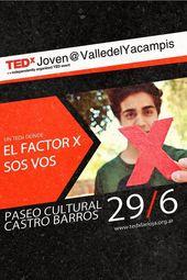 TEDxJoven@ValledelYacampis