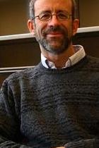 Dr. Jay Rothman at the News Café