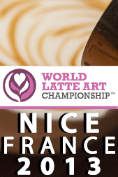 2013 World Latte Art Championship