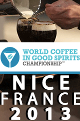 2013 World Coffee in Good Spirit Championship