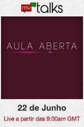 """AULA ABERTA  """"PROF. RUUT VEENHOVEN"""""""