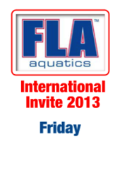 FLAswim's International Invite - Friday