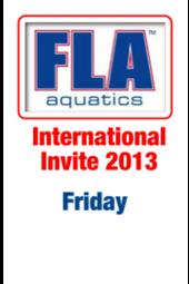 FLAswim's International Invite - Friday