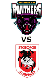 Panthers vs. Dragons