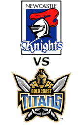 Knights vs. Titans