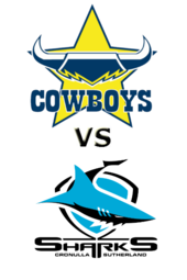 Cowboys vs. Sharks