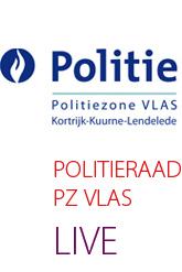 Politieraad PZ Vlas 24/06/13