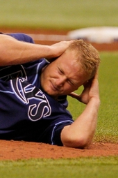 Rays' pitcher Alex Cobb talks about getting hit by line drive